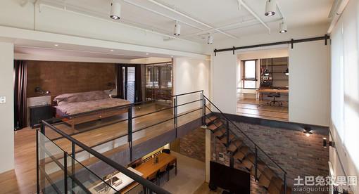 上海loft公寓装修效果图