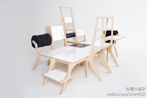 [组合起来的创意家居] 韩国的家具产品设计师 seung-yong song 喜欢图片