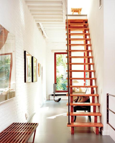 復式樓樓梯設計效果圖