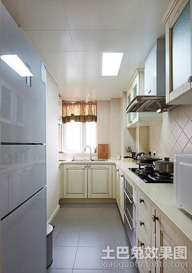 厨房装修图片 6平米小厨房装修效果图