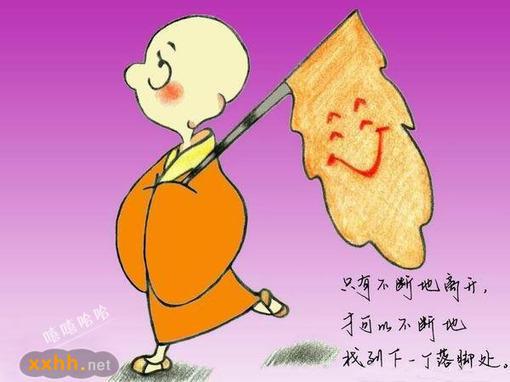 见过如此智慧,风趣的小和尚吗(哲理禅话漫画)(5) _ 人生指南成功励志