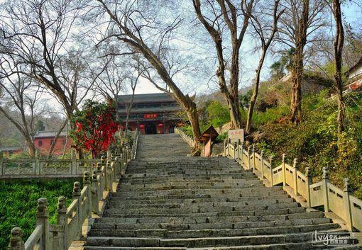 琅琊山风景美图 图片_hao123网址导航