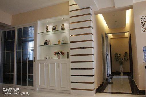 装修效果图   欧式走廊奢华集成吊顶效果图   过道集成吊顶装
