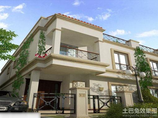 新中式别墅装修外观设计