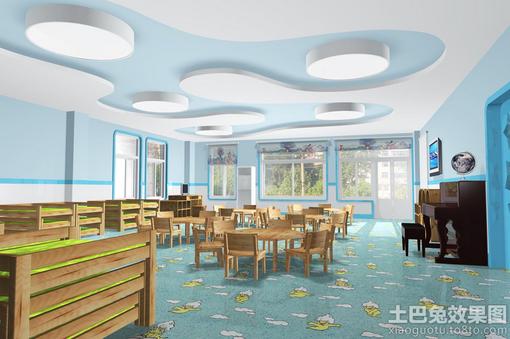 幼儿园教室环境布置图片大全