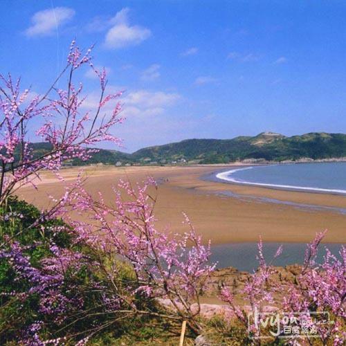 桃花岛风景美图