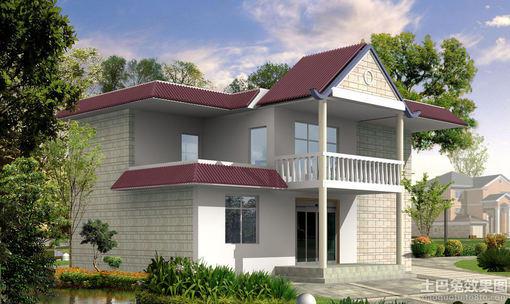 新农村小别墅建设图片
