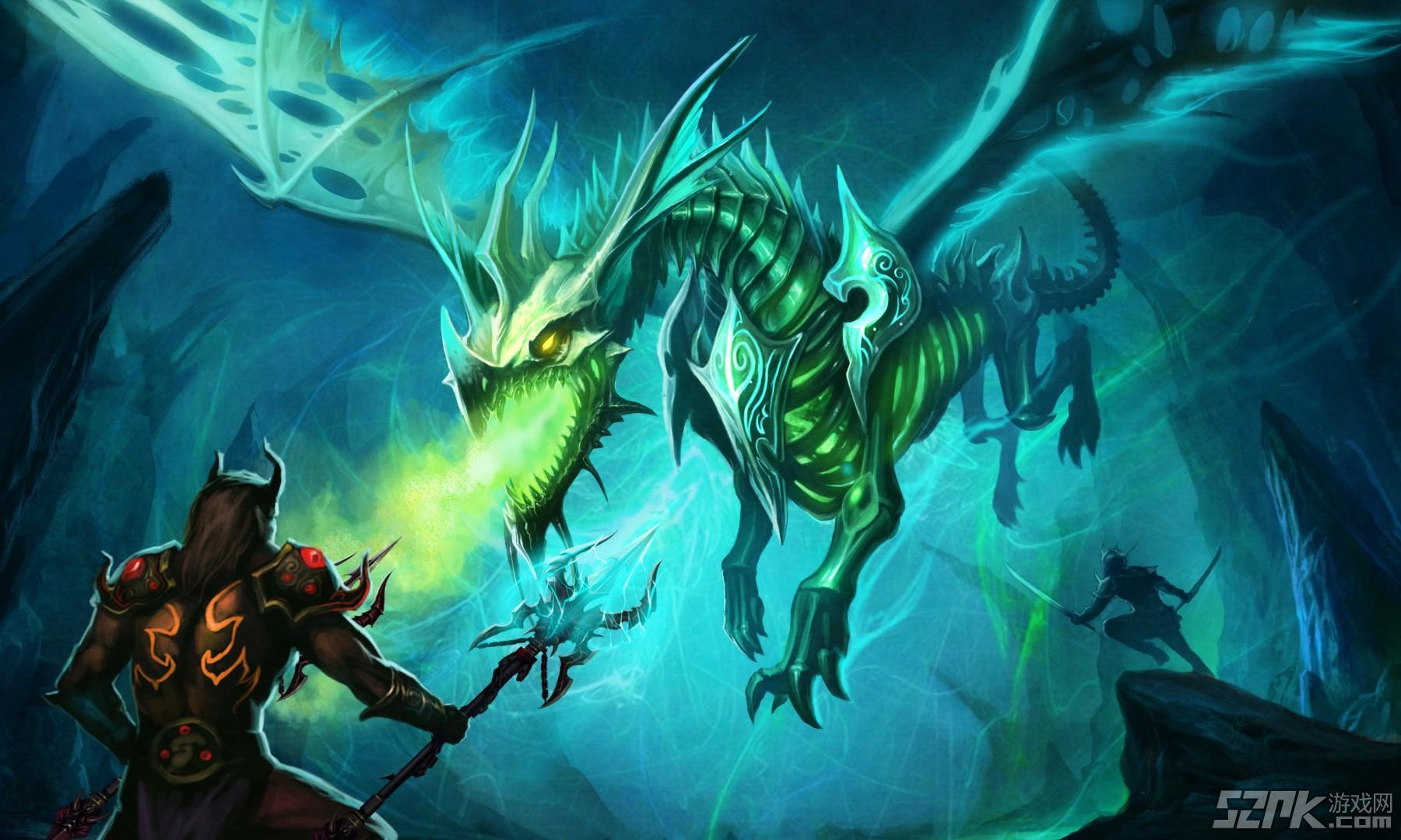 《传奇世界2》原图
