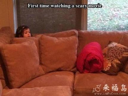 第一次看恐怖片