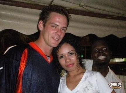 黑人夜晚露出眼睛,拍照指南,睁大牙齿_搞笑_h搞笑图片都不说的什么图片