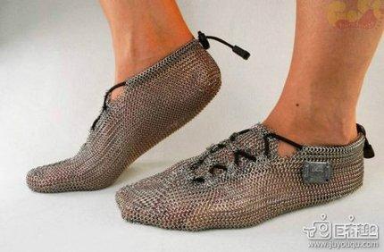 尼玛,国外开发的新型跑鞋,看上去很有趣啊(图)