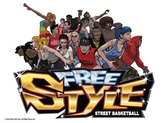 《街头篮球》桌面壁纸