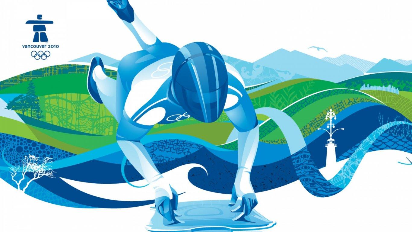 体育桌面壁纸_2010冬奥会壁纸图片