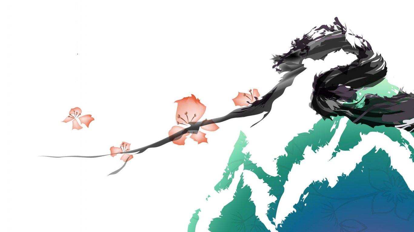 炫酷 设计 手绘 中国风 2月10日 儿童桌面专用 炫酷