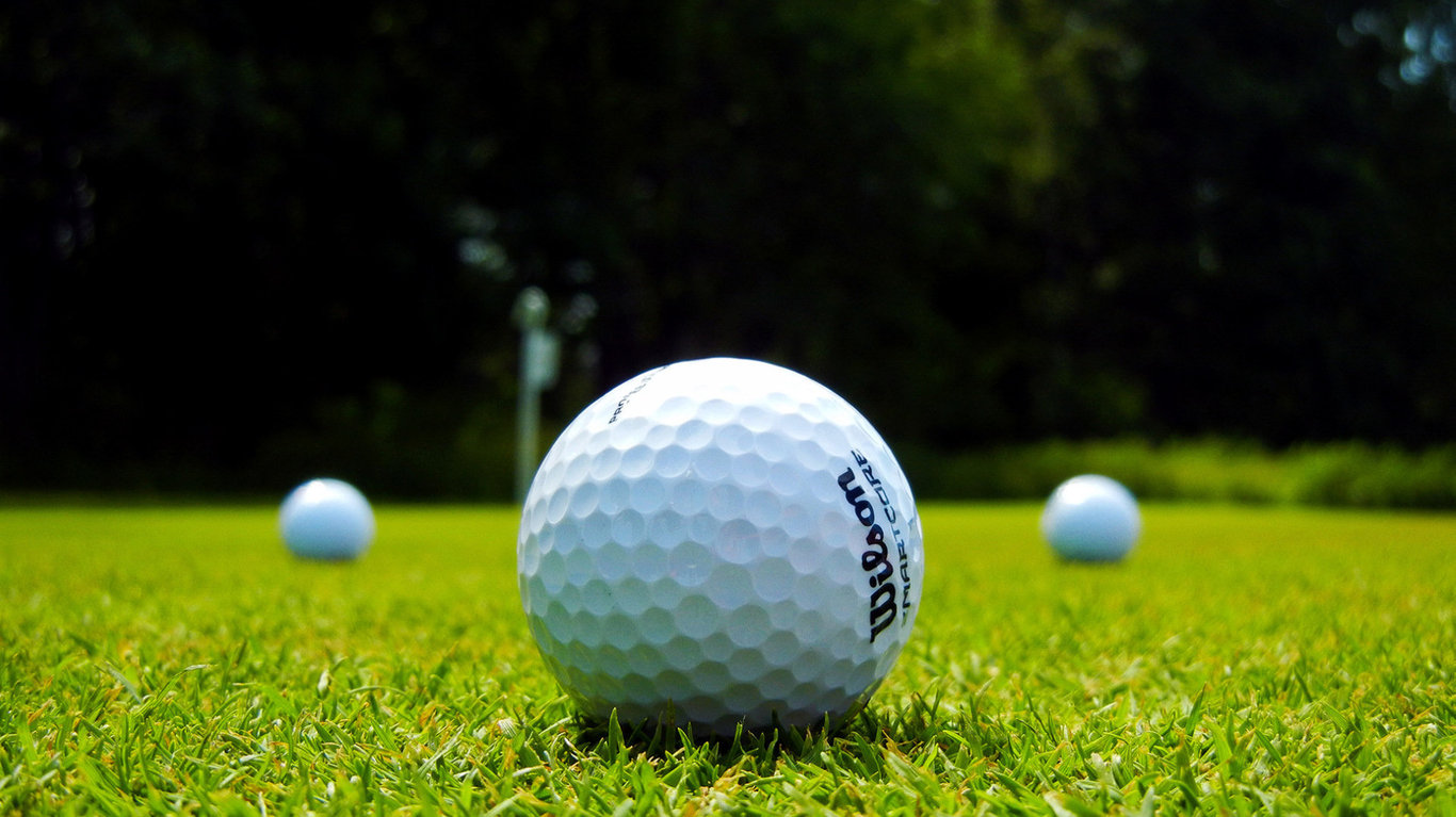 高尔夫球场壁纸
