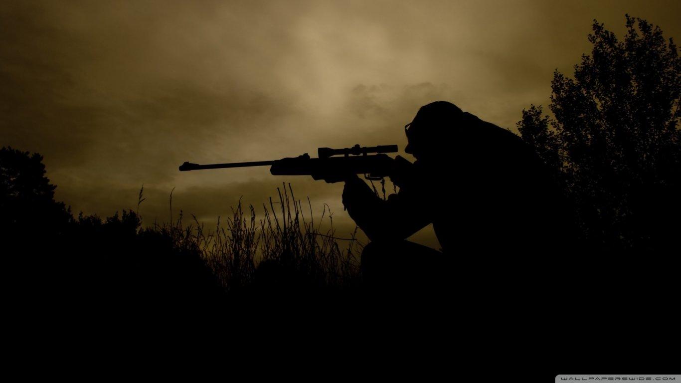 女狙击手桌面_狙击手壁纸_特种部队狙击手壁纸_狙击手高清壁纸_鹊桥吧