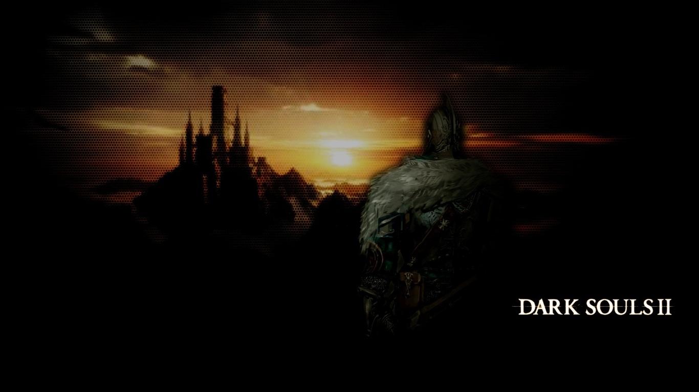 黑暗之魂2 宽屏壁纸第11张