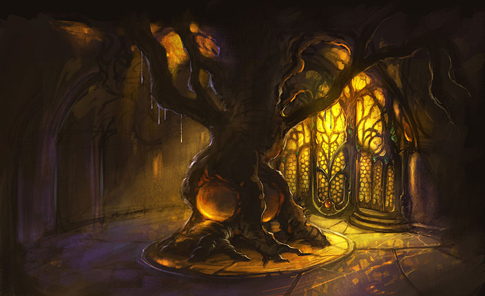 《魔兽世界》原图